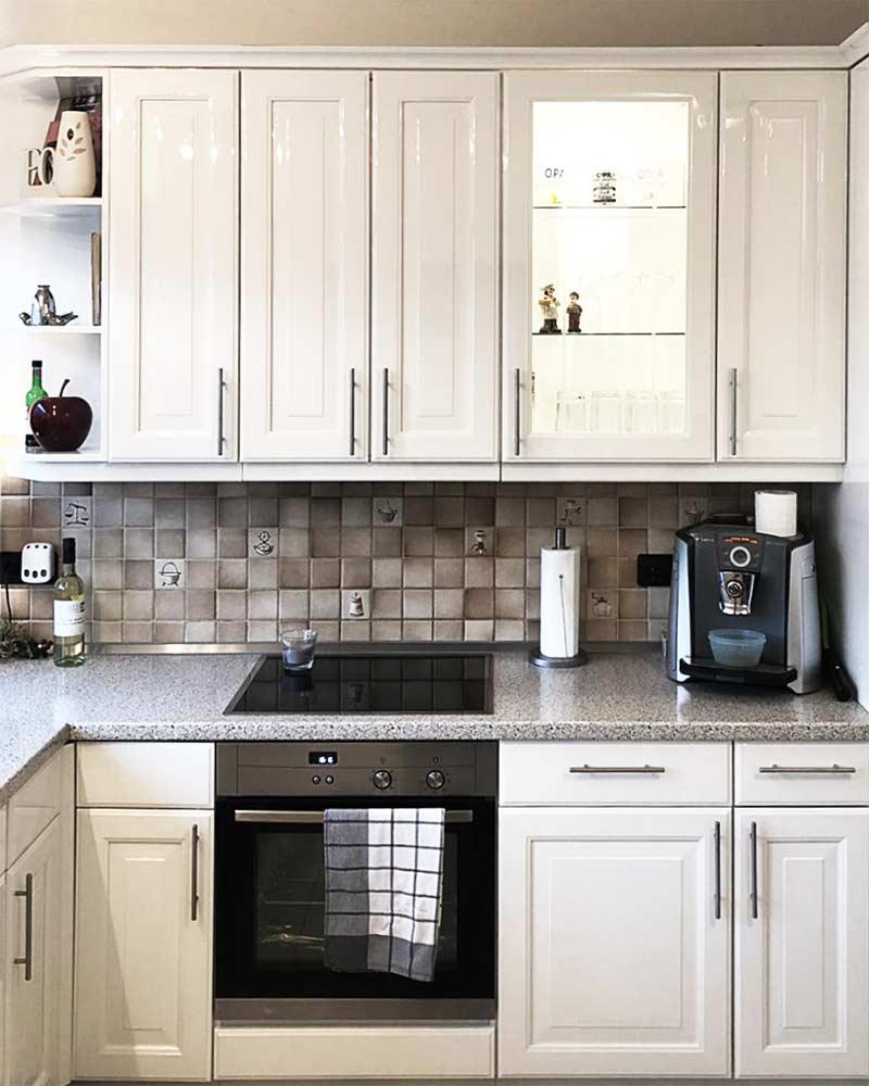 Küchenfronten lackieren lassen vom Spezialisten | Mink GmbH