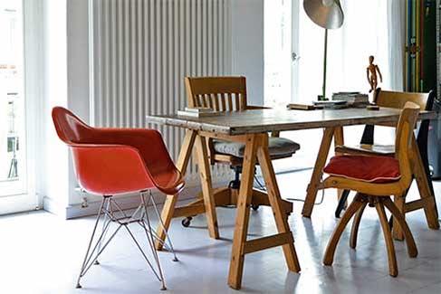 Möbel lackieren