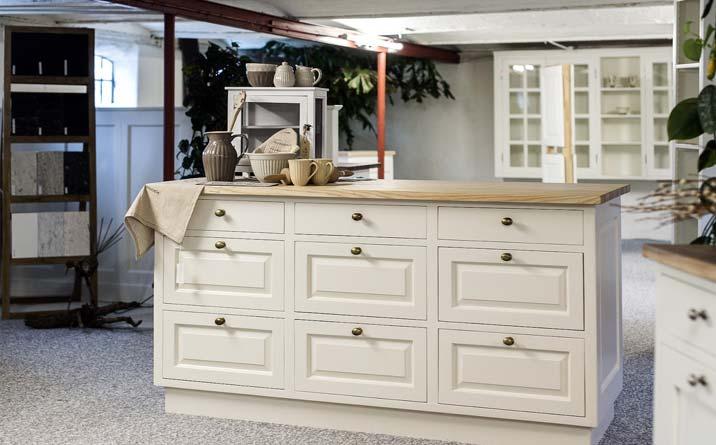 Möbel lackieren – Kommode
