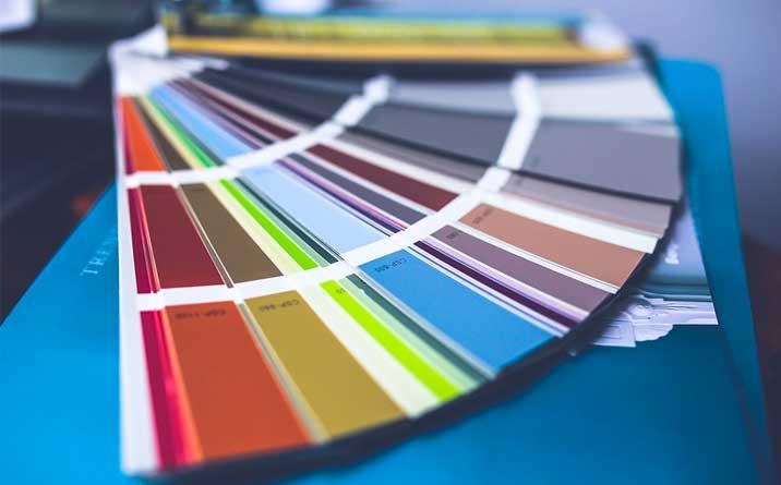 Küchenfronten lackieren – RAL Farbpalette